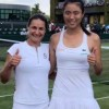 Monica Niculescu a atins semifinala de la Wimbledon